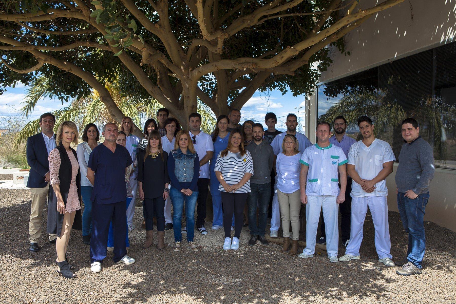 Equipo de profesionales de Clinica San Felipe